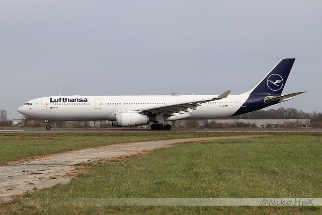 Airbus A330-343 Lufthansa D-AIKI
