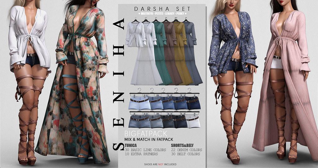 [SPOTLIGHT] Seniha Originals for FaMESHed in March
