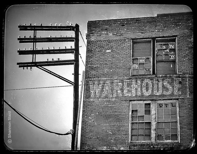 Sampson St Warehouse Bldg