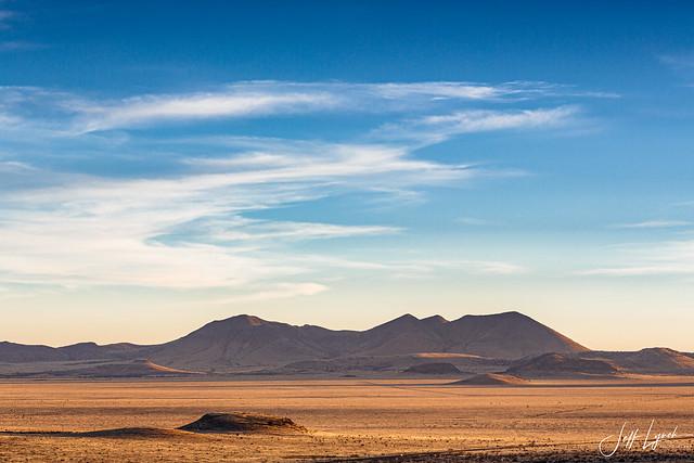 Dry Winter - Davis Mountains, Texas