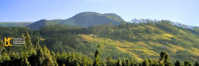 Paisaje rural de Quichinche