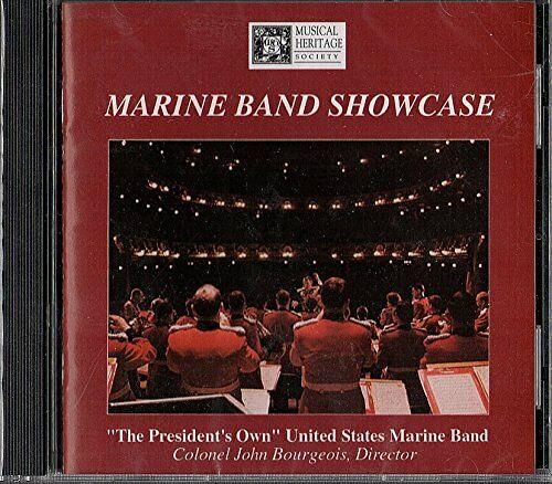 marine band showcase