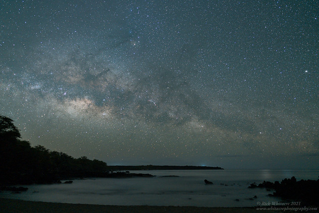 Maui Milky Way - Non Panorama