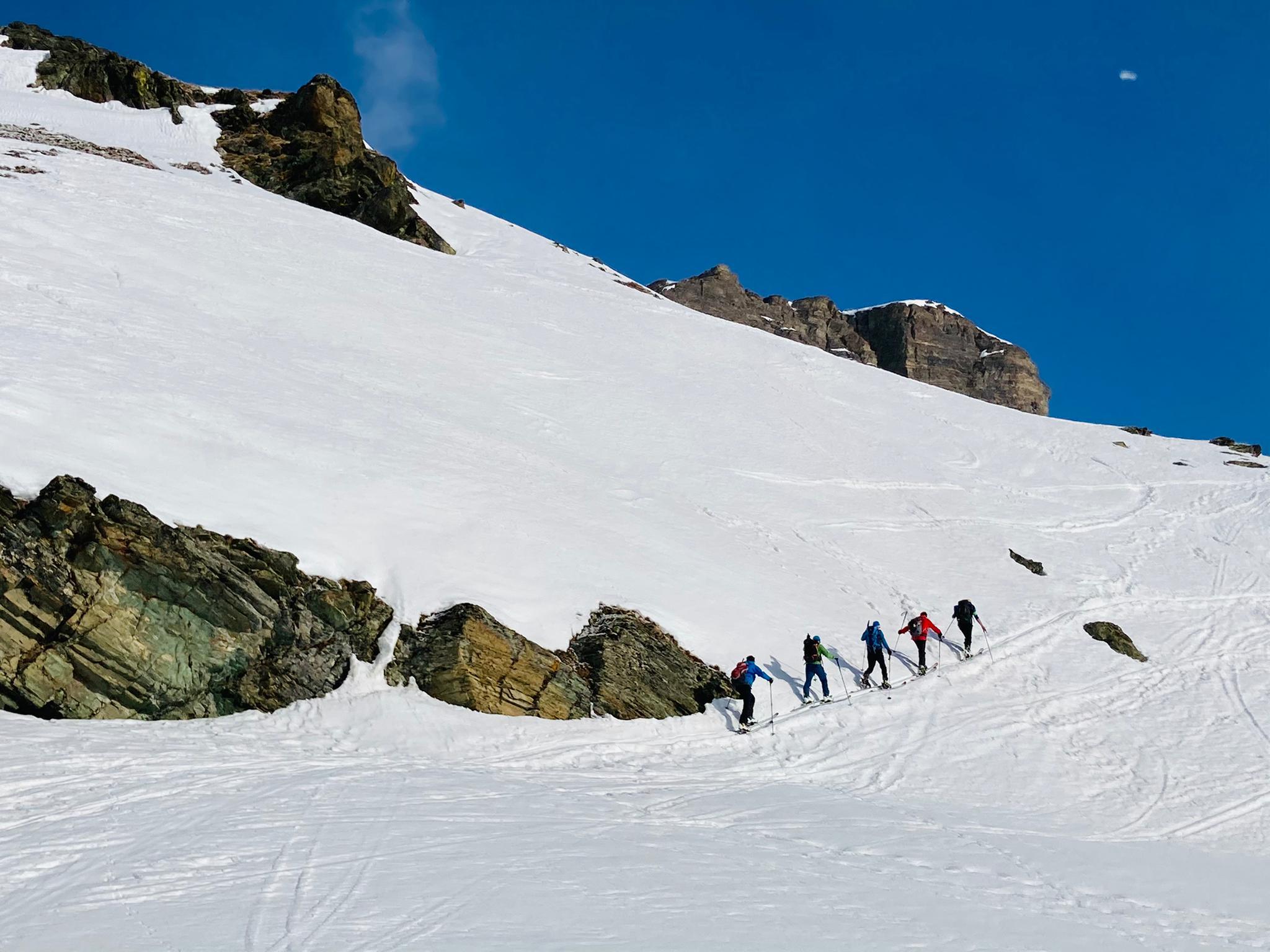 24. Touren- und Schneesportweekend in Juf