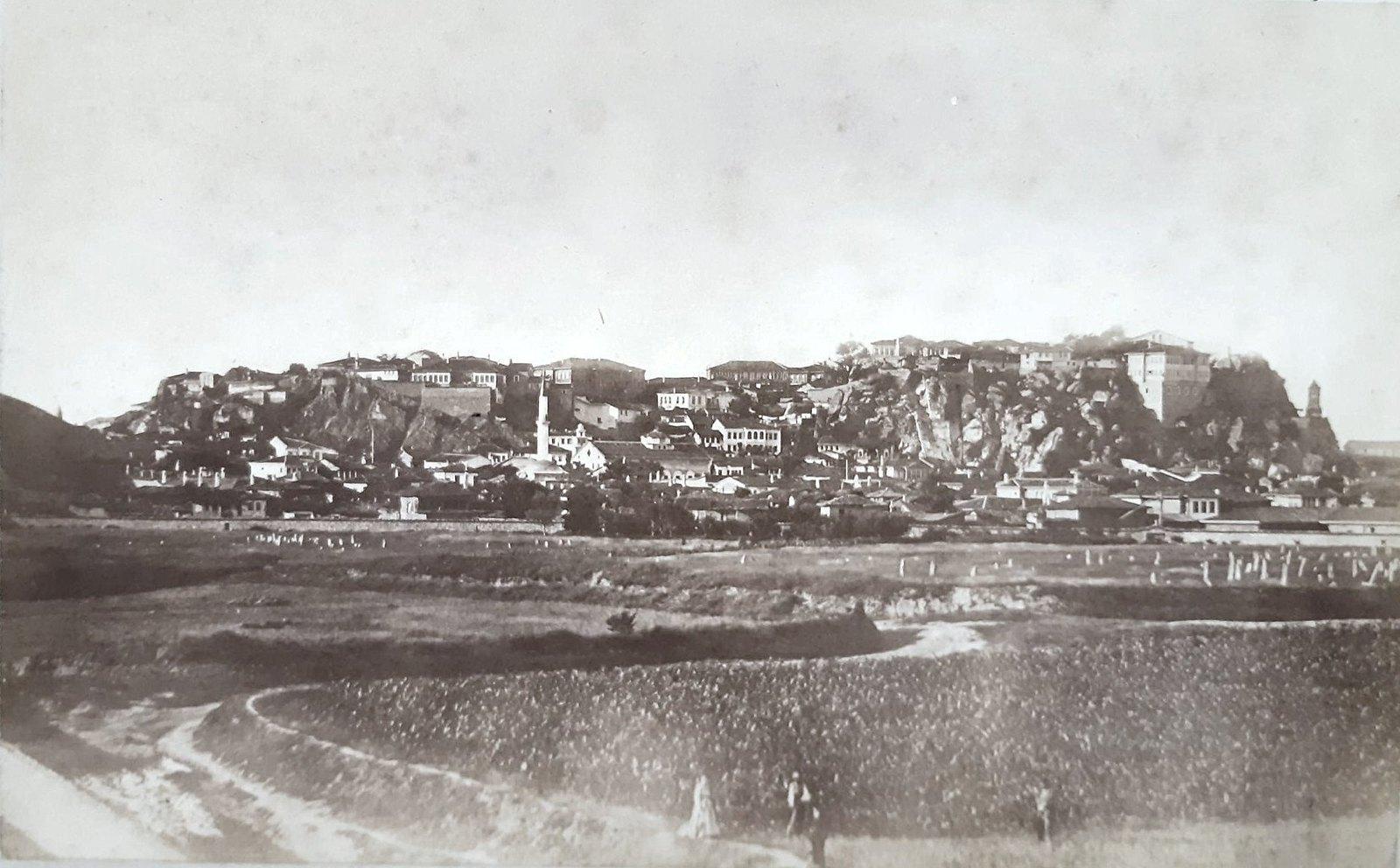 01. Сафракиой в Турции. 1877-1878