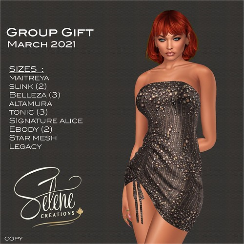 [Selene Creations] Group Gift March 2021