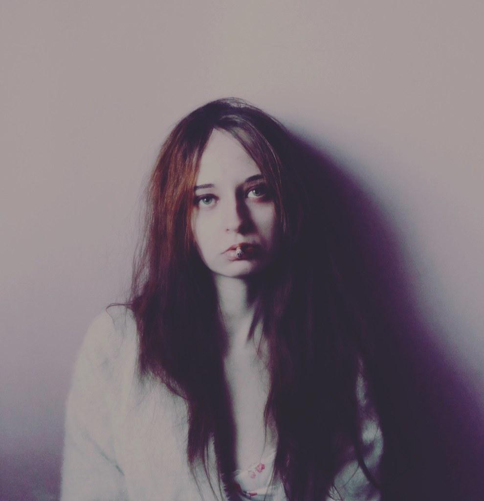 lavender dreams and cigarette