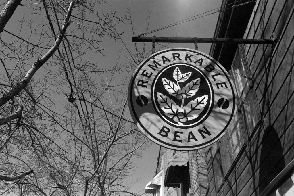 Remarkable Bean Sign