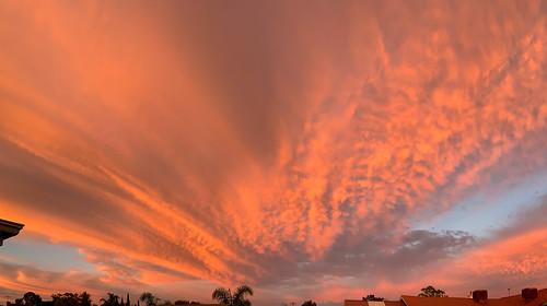 adelaide australia plympton sa southaustralia clouds sky sunrise