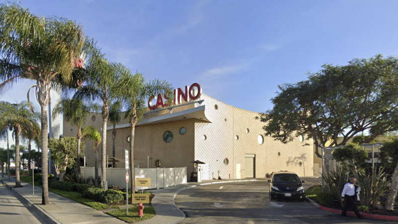 Casino chapter tree location