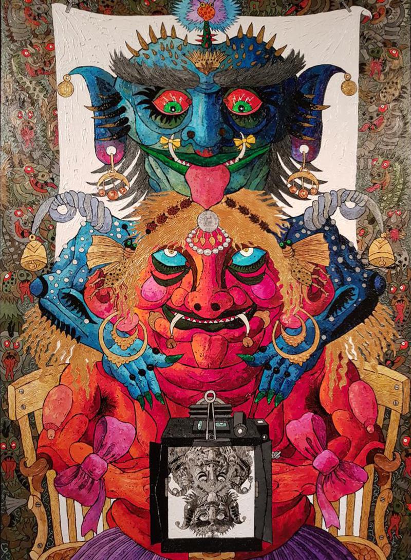 Ali Akbar Sadeghi - Demons