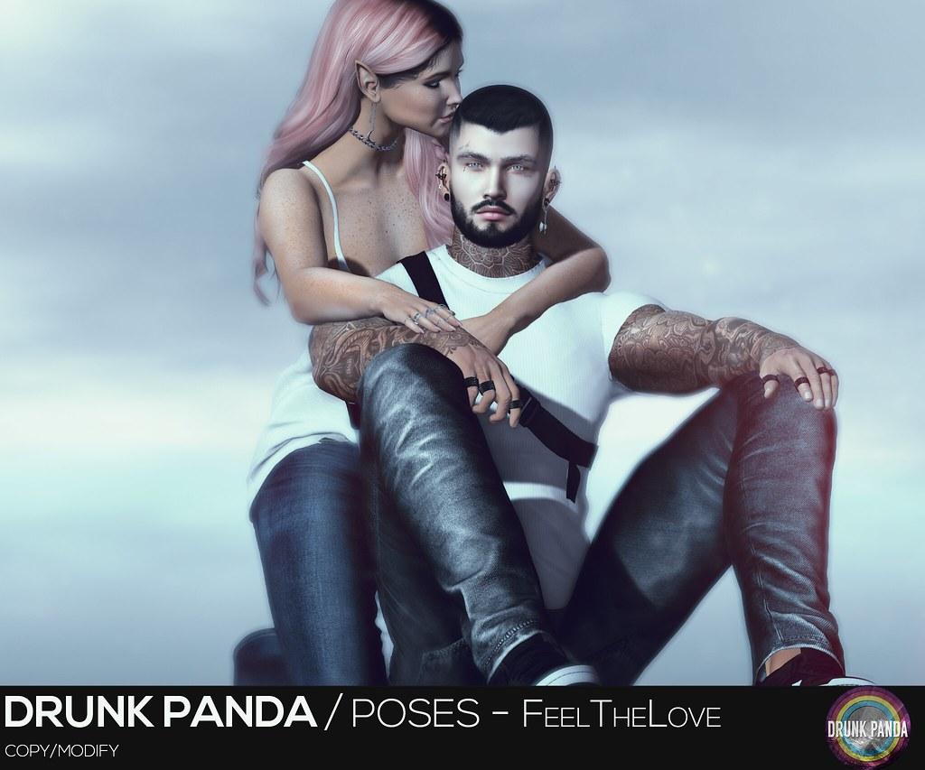 Drunk Panda – FeelTheLove