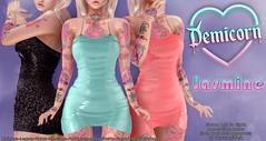 {Demicorn} Jasmine Dress - AD