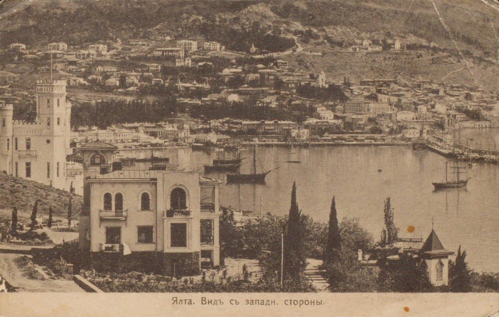 11. Вид с западной стороны