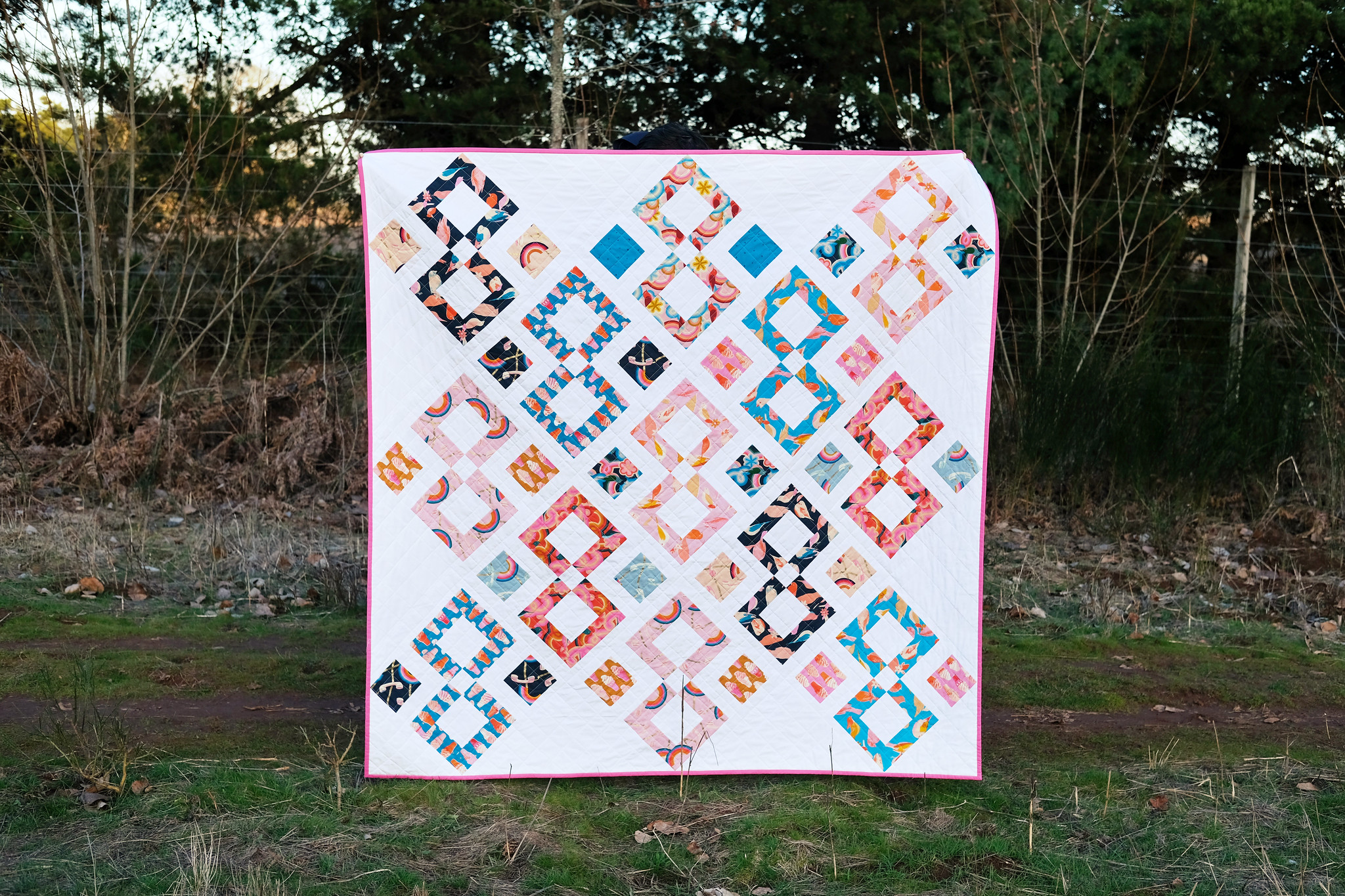 The Julia Quilt - Kitchen Table Quilting