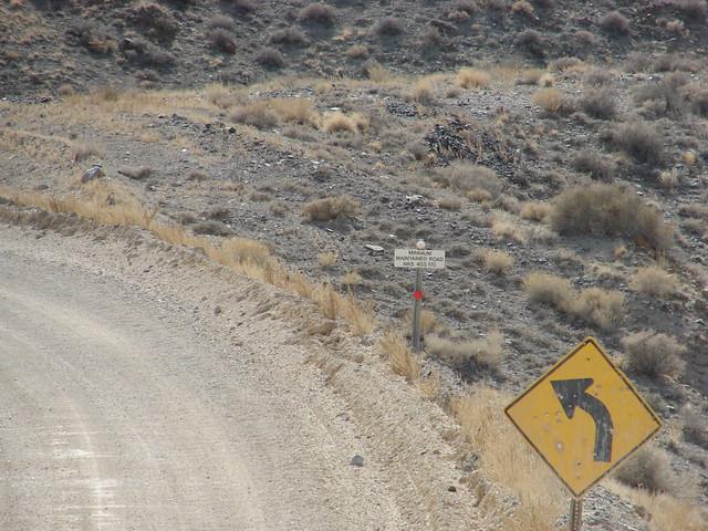 Ryan Canyon Road