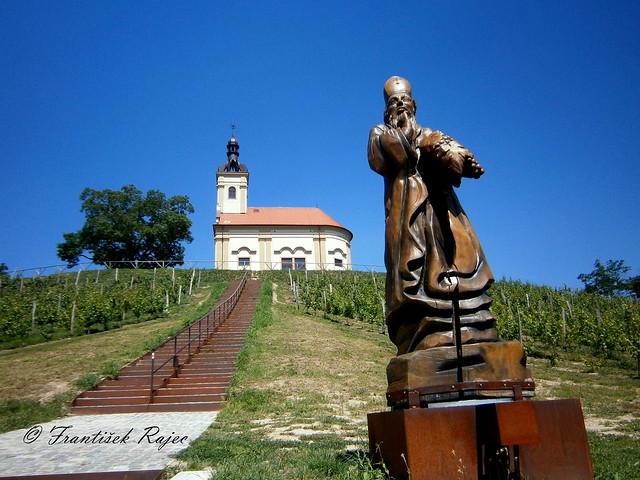 Chapel of Saint Florian in Bzenec (Czechia)