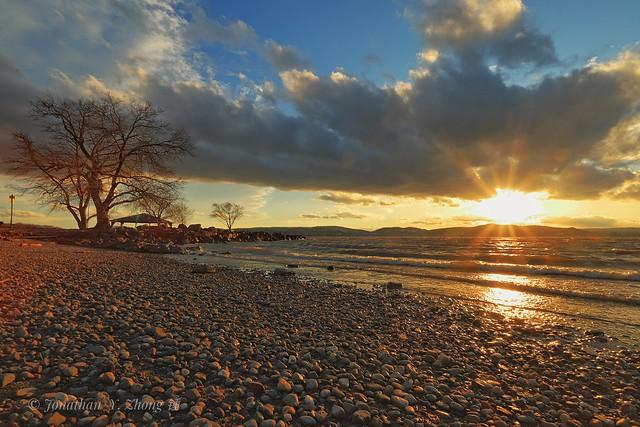 Sunset @ senasqua park croton