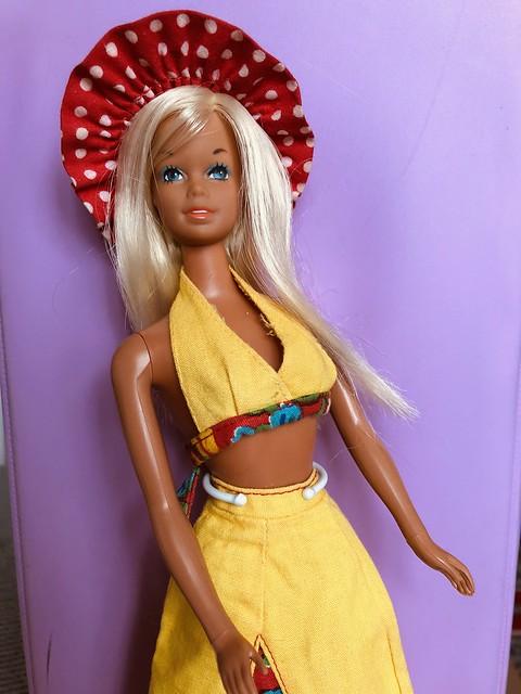 New Barbie Gold Medal