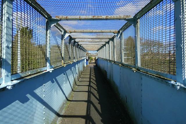 The Blue Bridge (Explored)