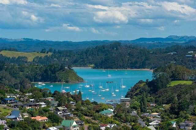 Matauwhi Bay