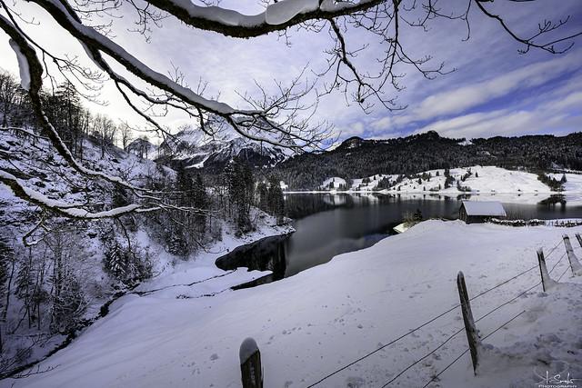Hiking around Wägitalersee - Innerthal - Schwyz - Switzerland