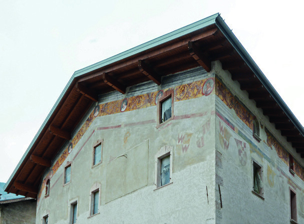 Calliano casa Wtterstetter