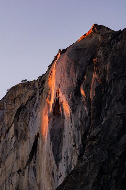 Yosemite National Park - Fire Falls