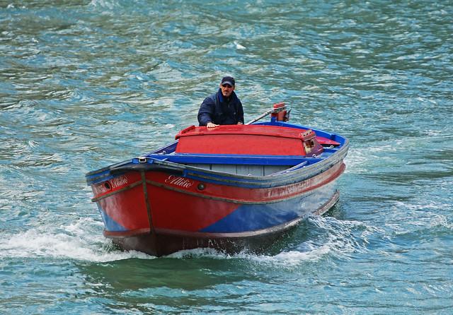 Livraison à Venise.