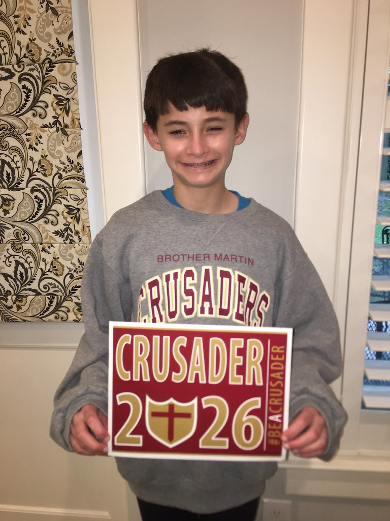 Jacob Trabeaux 2026 - St. Pius X