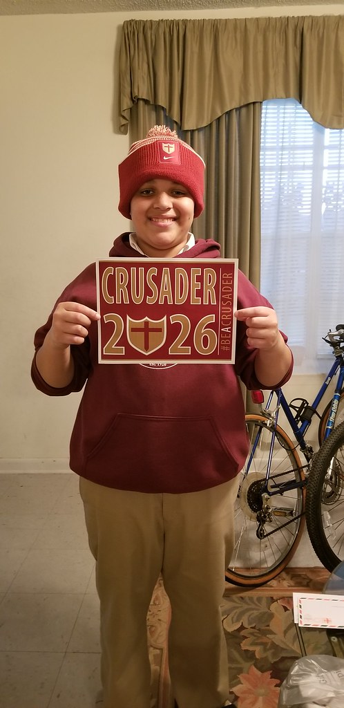 Jacob Davidson 2026 - St. Francis Xavier