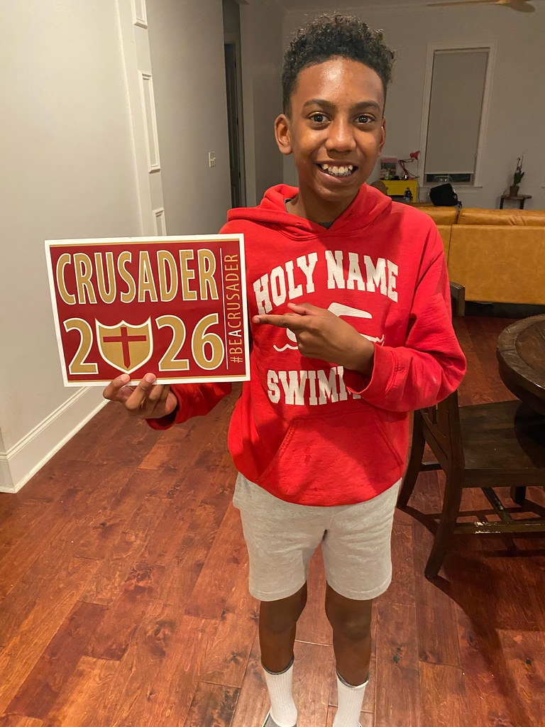 Aidan Boykins 2026 - Holy Name of Jesus