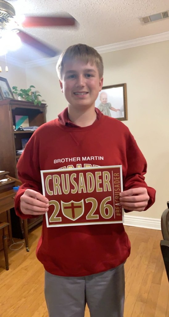 Justin Guilbault 2026 - Christian Brothers School