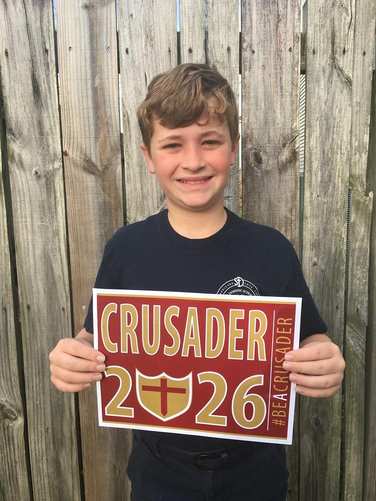 Andrew Wender 2026 - St. Dominic