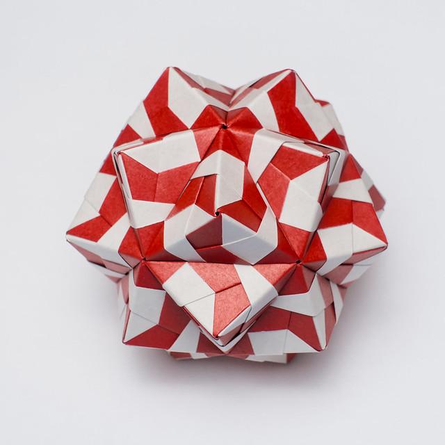 Paper Airplane Sonobe (3)