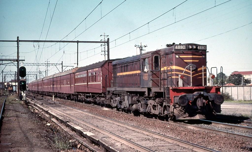 4880 Passenger, Sutherland, NSW.