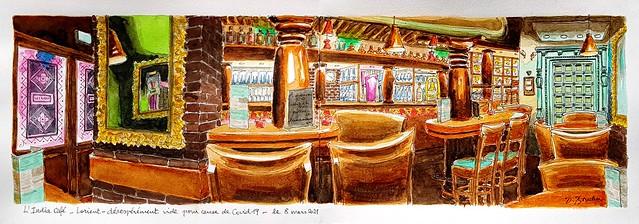 India Café - Lorient