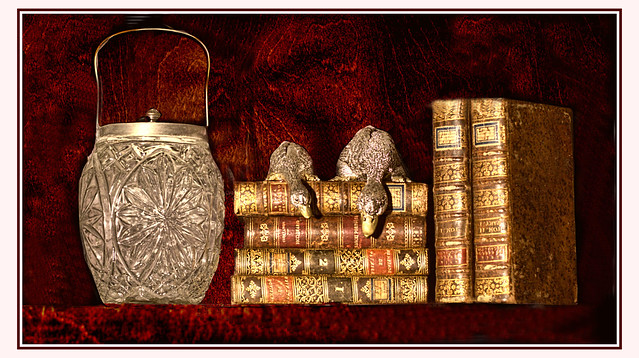 Still Life Photography ~ accessories