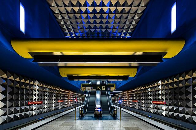 Munich Underground Series  (Explore)