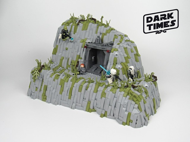 Dark Times Imperial bounty on Bogano