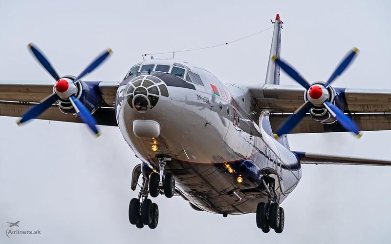 EW-484TI Antonov An-12BK Rubystar
