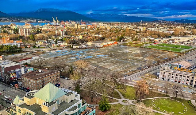 2021 - Vancouver - New St. Paul's Hospital Site - 1