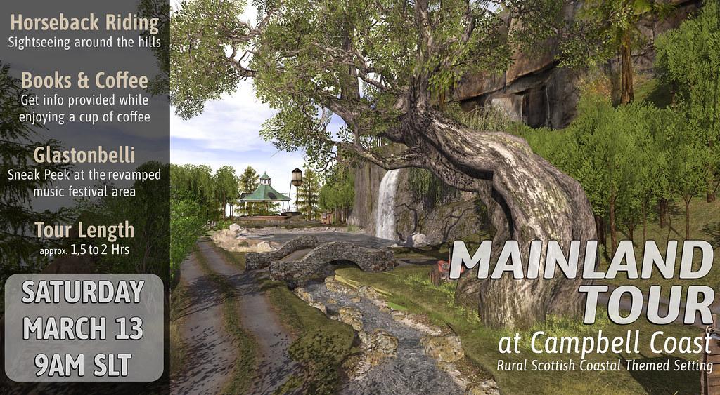 Mainland Tour: Campbell Coast Edt2