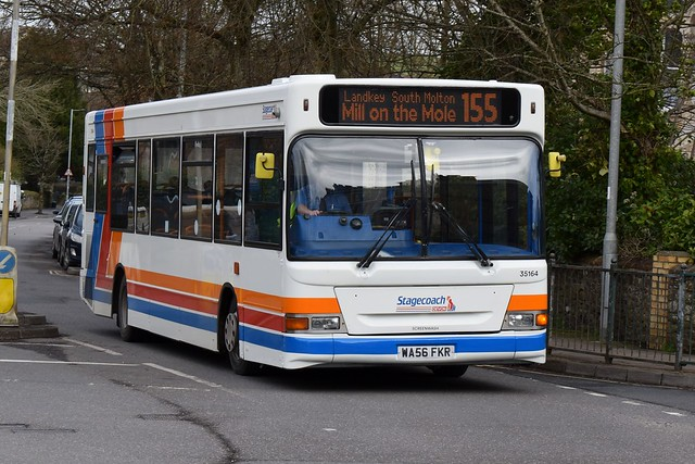 Stagecoach South West 35164
