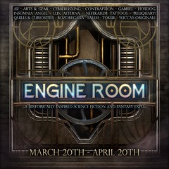 Engine Room March 2021 is Almost Here!