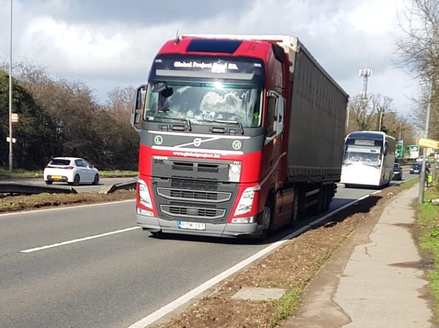 Hungary - Volvo FH