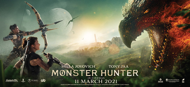 Filem MONSTER HUNTER