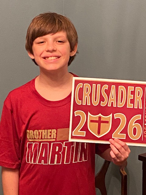 Sam Caparotta 2026 - Christian Brothers School