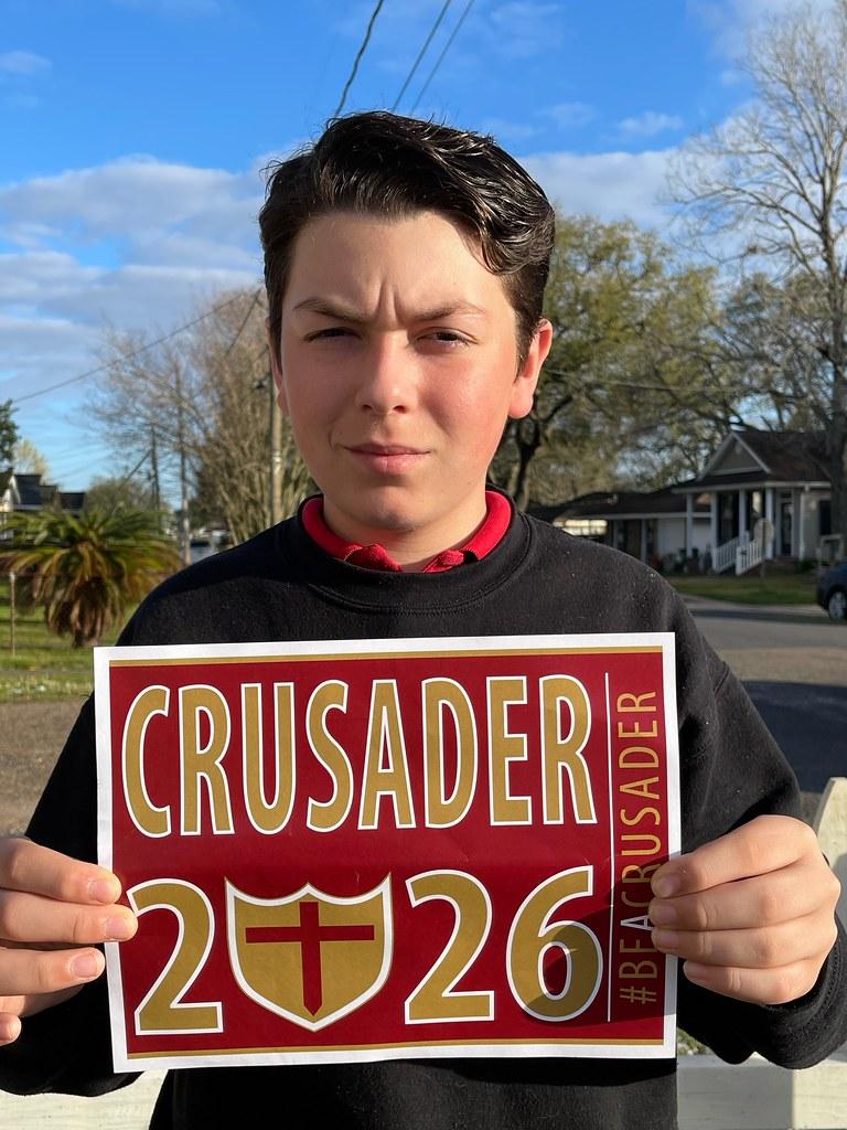 Paxton Schieffler 2026 - St. Rosalie