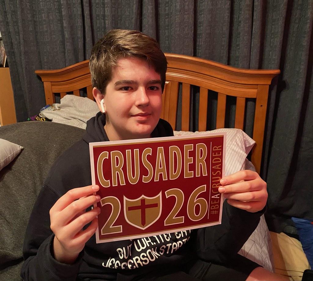 Evan Burke 2026 - St. Elizabeth Ann Seton